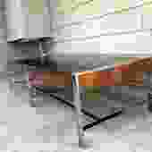 Midcentury Milo Baughman Style Coffee Table