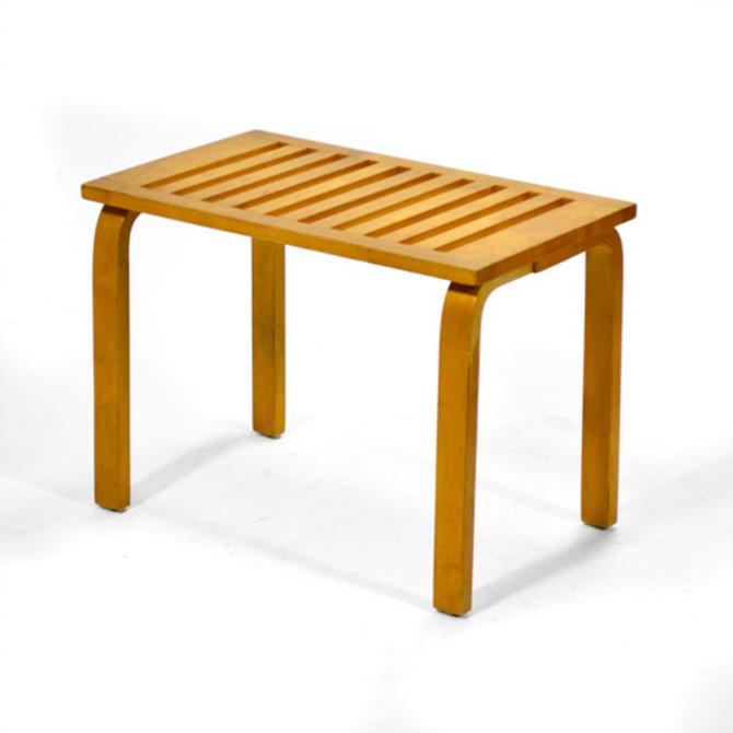 Alvar Aalto L-Leg Bench/ Table Model 106