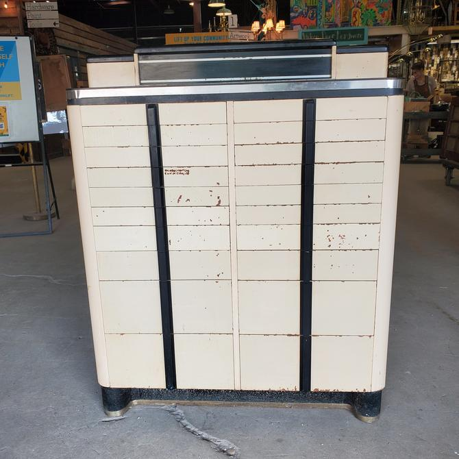 18-Drawer Dental Cabinet by American Cabinet Co.