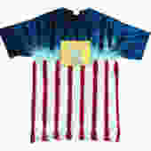 sPACYcLOUd Tie Dye Bernie Elephant T-Shirt