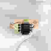 Estella Onyx Ring