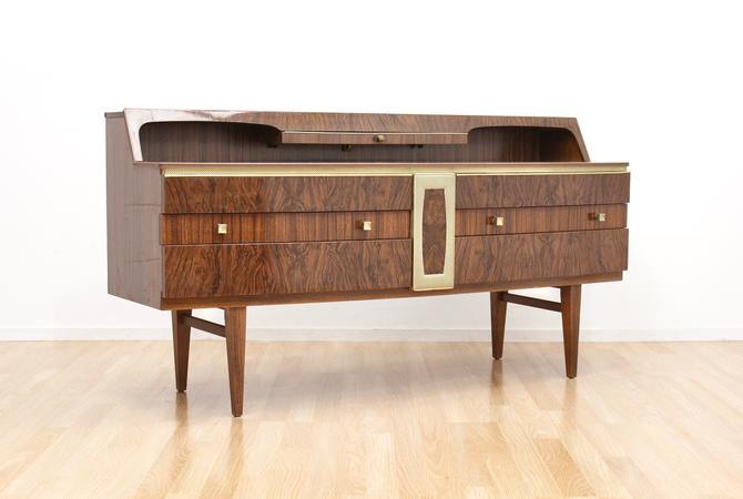 Mid Century Melamine Credenza/Dresser by Beautility by SputnikFurnitureLLC
