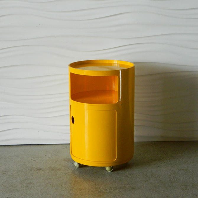 HA-18109 Kartell Anna Castelli Plastic Caddy