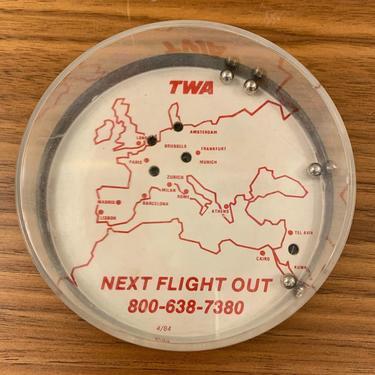 Vintage TWA Dexterity Game