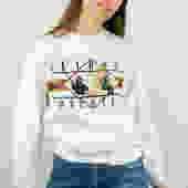 90s Eddie Bauer Adventure Russell Athletic Sweatshirt