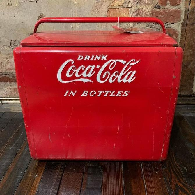 CocaCola ice chest / cooler