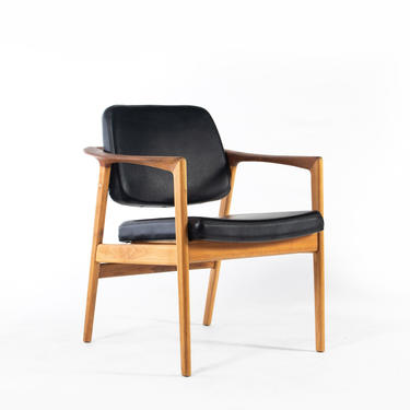 Mid Century Modern Lounge Chair by Folke Ohlsson for Dux by ABTModern