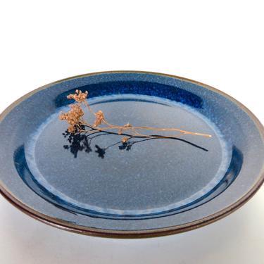 "Vintage Dansk Sapphire Mist Dinner Plate, Dansk Coupe Blue 10"" Plate, Niels Refsgaard From Denmark - 5 Available by HerVintageCrush"