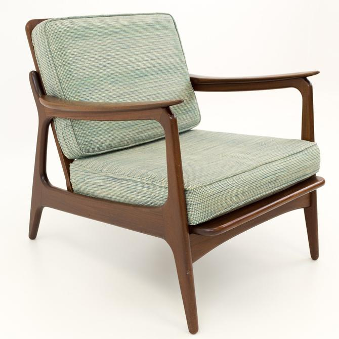 Hans Wegner Style Mid Century Modern Lounge Chair - mcm by ModernHill