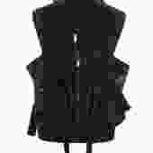 Alyx Black Mesh Vest