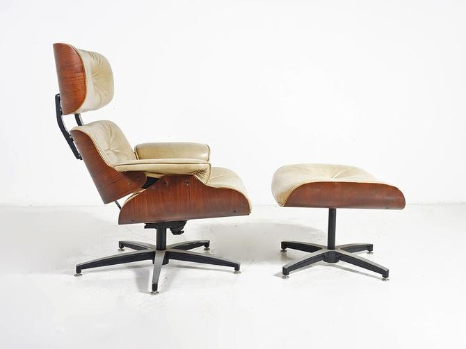 Eames Style Lounge Chair by BetsuStudio