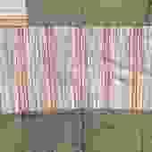 22203-6  Vintage Swedish Rag Rug