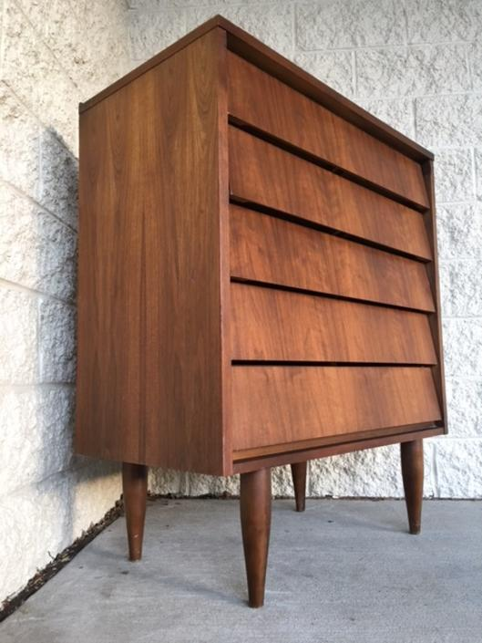 #486: Mid Century Tallboy (matches ITEM 475)