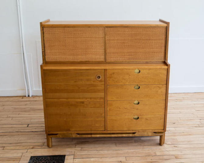 Edmund Spence High Chest