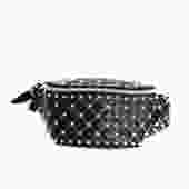 Valentino Leather Fanny Pack