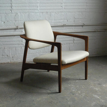 Swedish Dux Lounge Chair Attributed to Folke Ohlsson by CoMod