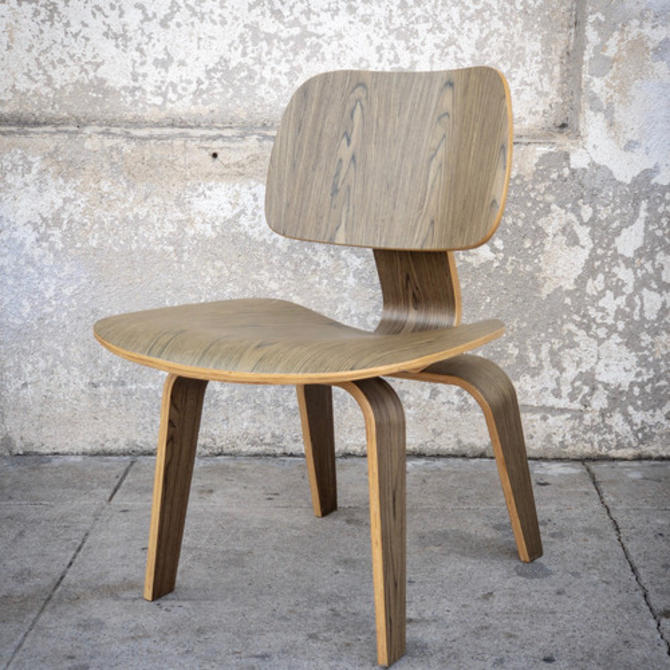 Eames Style Molded Plywood Chair