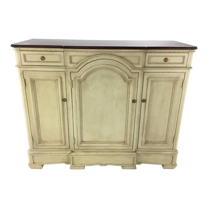 Suzanne Kasler Hickory Chair Cream Carlyle Credenza
