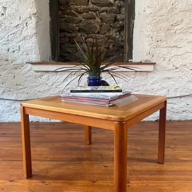 Mid century coffee table Danish modern coffee table mid century teak coffee table by VintaDelphia