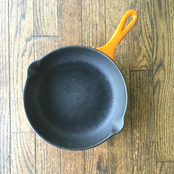 Le Creuset 23 Skillet In Flame Color By