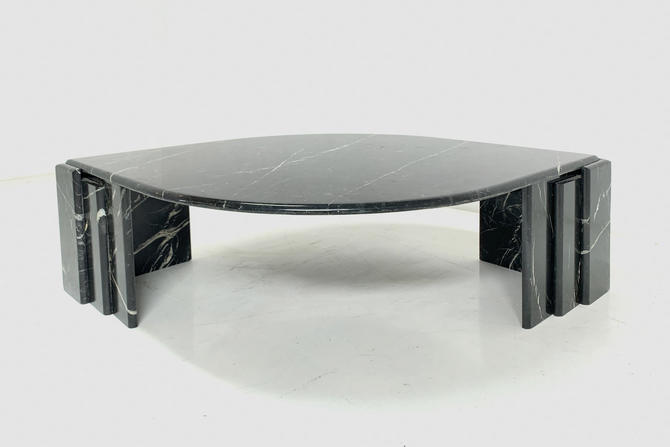 Marble Coffee Table by BetsuStudio