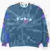 Bird Tie Dye Sweatshirt