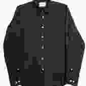 PORTUGUESE FLANNEL BLACK TECA SHIRT