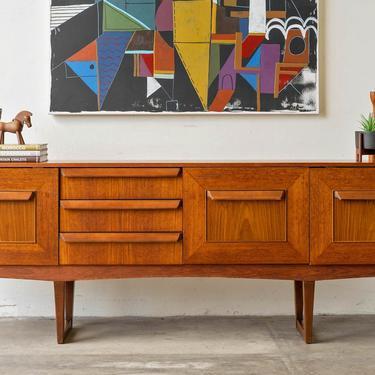 Stateroom Furniture British Modern Teak Sideboard by formermodern