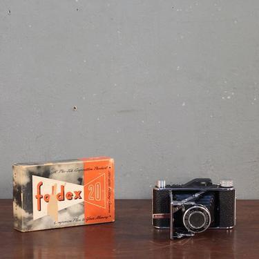 1950s Foldex 20 Camera