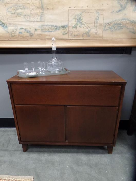 Mid-Century Modern small scale buffet