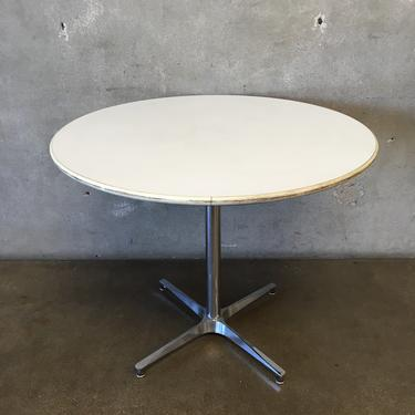 Herman Miller Style Round Table