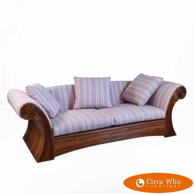 Pencil Reed Sleeper Sofa