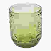 Embossed Drinking Glass