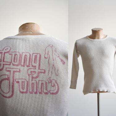 Long Johns Thermal Shirt Small by milkandice