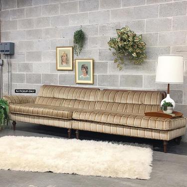 NJ PICKUP ONLY ———— Vintage Mcm Sofa by RetrospectVintage215