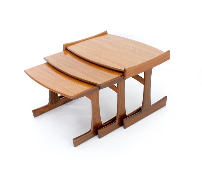 Mid Century Nesting Tables by G Plan by SputnikFurnitureLLC