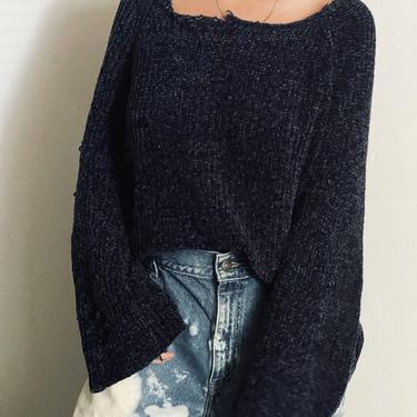 Soft Unraveled Sweater