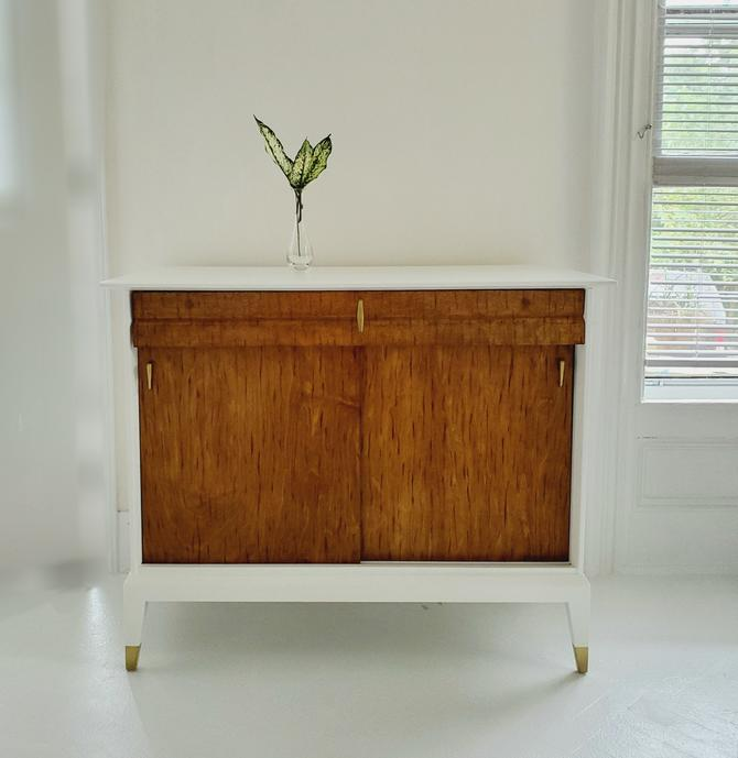 Beautiful vintage credenza,  bar