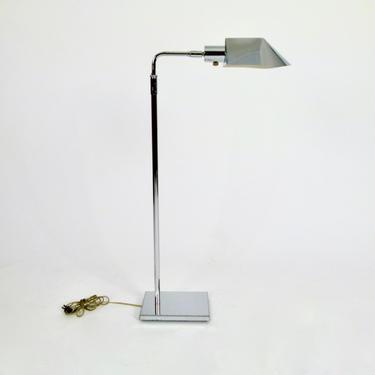 Koch & Lowy Reading Floor Lamp