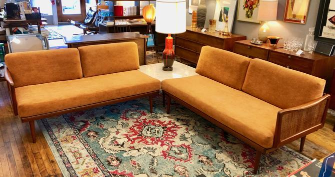 Surprising Danish Peter Hvidt Daybed Sectional Sofa For France Sons Pdpeps Interior Chair Design Pdpepsorg