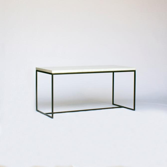 Wilson Modern Concrete Coffee Table by CrumpandKwash