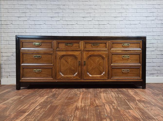 Item #178 Customizable Vintage Asian style Sideboard by RenoVista
