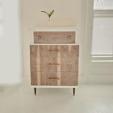 Dreamy mid century modern dresser