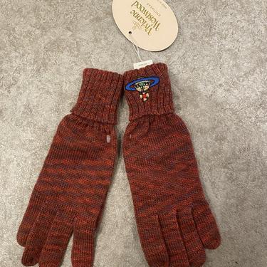 Knit Vivienne Westwood Gloves
