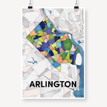 Arlington Print