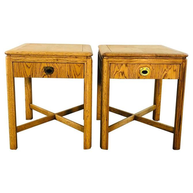 1970s Drexel Passage Side Tables, Pair by 2bModern