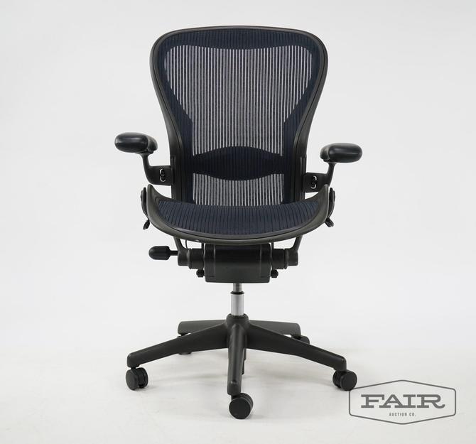 "Herman Miller Aeron Office Chair, Size C, \""Large\"""