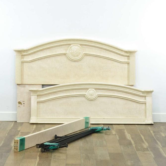 Good Companies Neoclassical Bed Frame, Italy