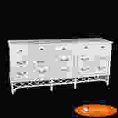 Ficks Reed Double Dresser