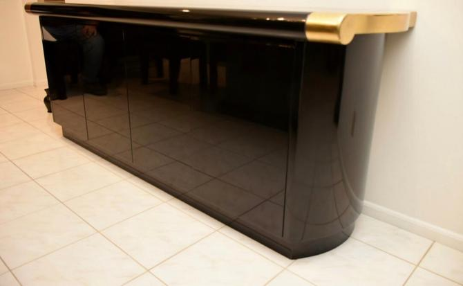 Exquisite Italian Modern Sideboard by secondhandstory